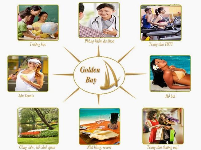 Golden bay 602 Bãi Dài